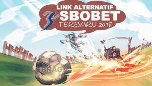 link alternatif SBOBET Terbaru 2018 WAP Mobile yang tidak diblokir
